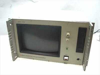 EG&G 1470A Vintage Rackmount Computer Computer with Monitor - NO BOOT - As Is