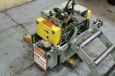 "12"" Coe Model Cprf-212 Servo Feeder: Yoder #63152"