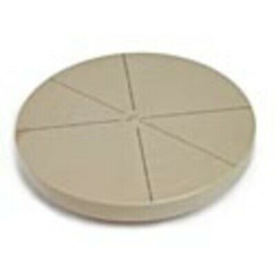 """Jack Richeson Plastic Decorating and Banding Wheel 8"""" Smooth Rotation Spinning"""