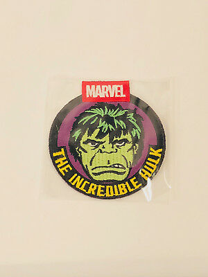 THE INCREDIBLE HULK Patch Funko Marvel Collector Corps December 2017 EXCLUSIVE