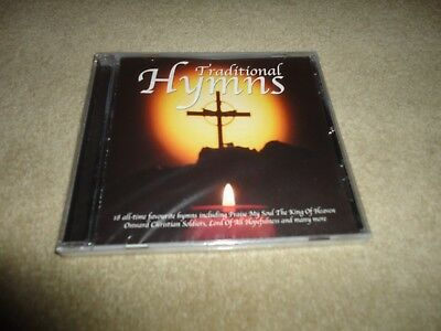 Brand New And Factory Sealed Traditional  Hymns Cd Album  18 Tracks