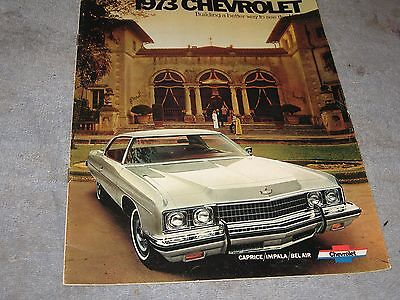 1973 CHEVROLET IMPALA CAPRICE AND FULL SIZE G78x15 TIRE PRESSURE DECAL STICKER