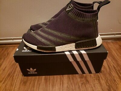9ef40d6e7 Adidas x White Mountaineering WM NMD CS1 City Sock Boost PK Primeknit Size  10