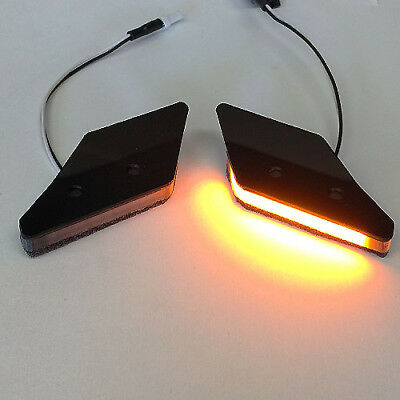 Ducati 959/1299 Panigale Mirror Block Off Turn Signals - New Rage Cycles