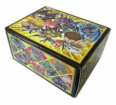 Yu-Gi-Oh! Oc Duel Monsters Special Card Stock Case Storage Box Chibi Characters
