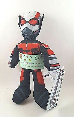 "Marvel Comics The Avengers Endgame Plush Antman Movie Soft Doll 9"" New Tagged"