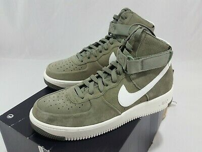 c7f034df50c98 880854-003 Nike Mens Air Force 1 Ultraforce Hi Dark Stucco/Summit White Size