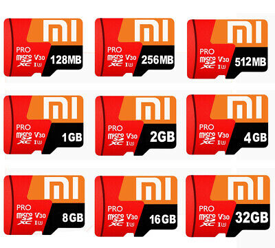 Real 128mb-16G Micro SD TF Memory Card for Android Smartphone Tablet MircoSD LOT