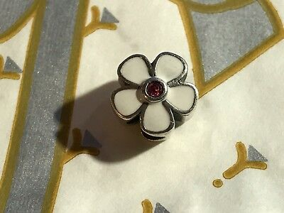 ece239c5b Gently Used Kay Jeweler's Charmed Memories Flower Charm Sterling Silver #523