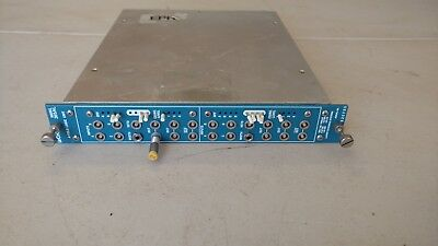 LECROY Model 365AL 4 Four-Fold Logic Unit Module