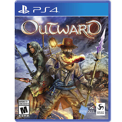 Outward PS4 [Brand New]