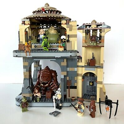 Lego Star Wars 9516 Jabbas Palace 75005 Rancor Pit Books