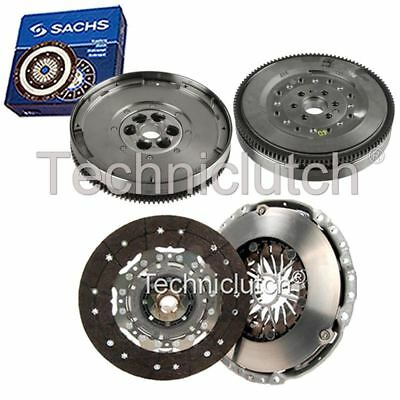 2 Part Clutch Kit And Sachs Dmf For Opel Astra H Sport Hatch Hatchback 1.9 Cdti