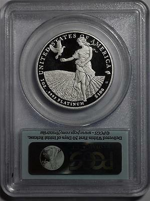 2011 W $100 Platinum American Eagle Pcgs Pr70Dcam First Strike