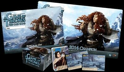 A Game of Thrones LCG Winter 2014 Tournament Kit