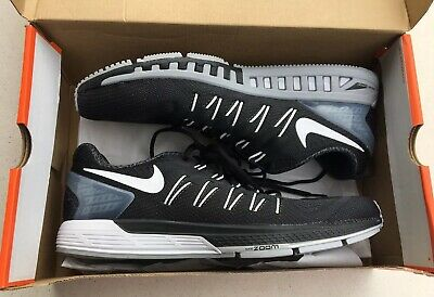 the latest 1a3cf fbbcb Rare New Nike Zoom Odyssey Running Shoes US Mens Size 15 Black White