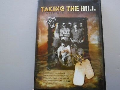 Taking the Hill, Vietnam survivor's struggle 40 years later, DVD