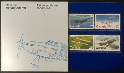 Canada Stamp - Thematic Collection #16, 1980 Canadian Military Aircraft