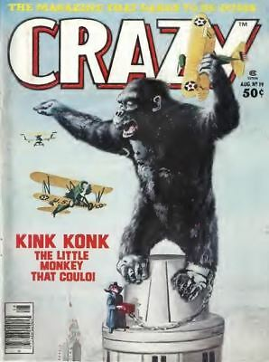 Crazy 90 Issue Collection On DVD-ROM Disc Free Shipping
