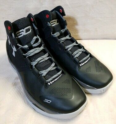 promo code 24926 0a101 Under Armour Curry 2 The Professional 1259007 003 Size 12 Black Tuxedo  Brand New