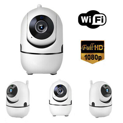 Wireless WIFI 1080P P2P Audio Outdoor IR Night Vision IP Camera Home Secur CCTV