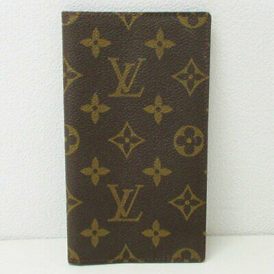 LOUIS VUITTON Handbook Cover Case Agenda Posh R20503 Used Ex++