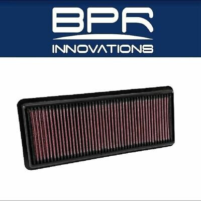 K&N Replacement Panel Air Filter KN for Mazda MX-5 Miata 2.0L L4 Engine  33-5040
