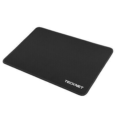 Black Large Gaming Mouse Mat Pad Non-Slip Rubber Base Waterproof for PC Laptop