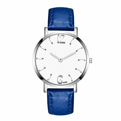 Chinese Number Men Watches Business Round Dial Quartz Ultrathin Wrist Watch LB