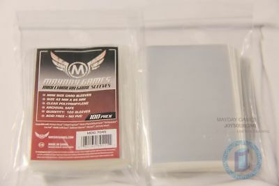 100pcs/pack MDG-7045 Mini Chimera card sleeves for 43x65 Board Game protectors
