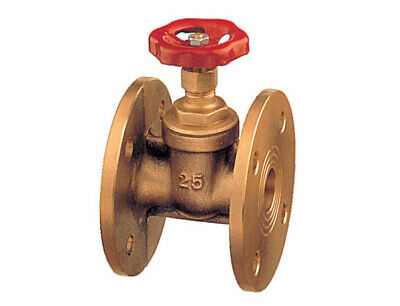 Bronze Pn16 Flanged 25 Mm Gate Valve