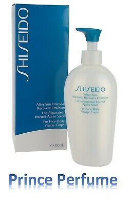 SHISEIDO AFTER SUN INTENSIVE RECOVERY EMULSION FOR FACE/BODY - 300 ml
