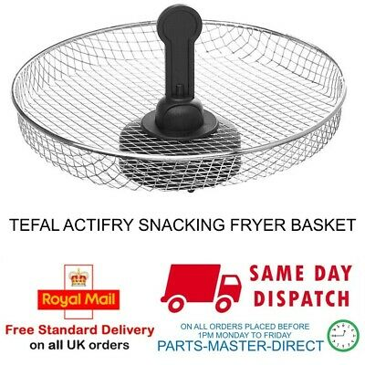 Fits Tefal Actifry Snacking Fryer Accessory Basket Fits All 1 & 1.2Kg Models