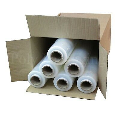 CLEAR PALLET WRAP(500mmx200mx25mu)Std Core Posting/Stretch/Cling/Shrink/Plastic