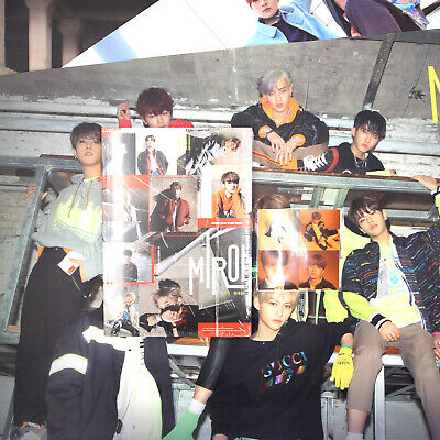 [STRAY KIDS]CLE 1:MIROH/Normal - CLE 1 Version Album/New, Sealed/Poster Option