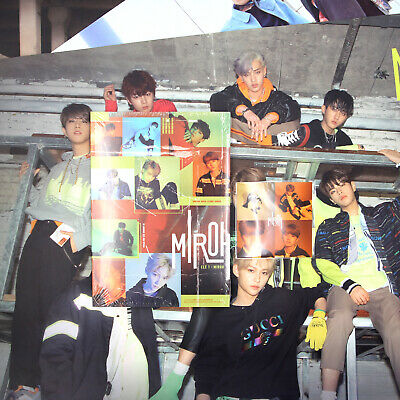 [STRAY KIDS]CLE 1:MIROH/Normal - MIROH Version Album/New, Sealed/Poster Option