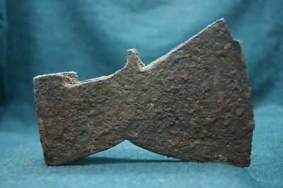 Antiquities battle ax iron