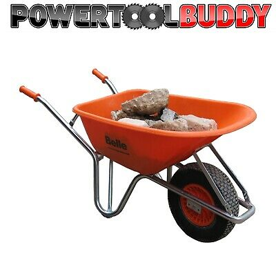 BELLE 02204 Warrior Heavy Duty Wheel Barrow B20