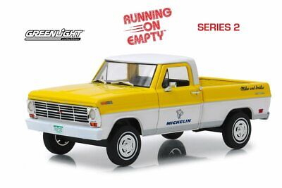 1968 ford f-100 pickup truck greenlight 85023 1/24 scale diecast car