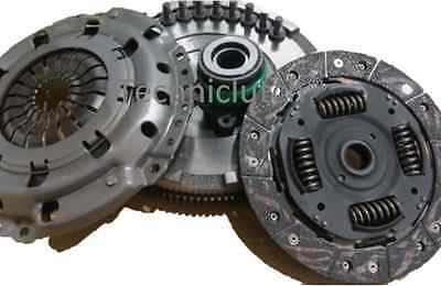 Opel Zafira 2.0Dti Dti Dual Mass Replacement Flywheel And Clutch Kit With Csc