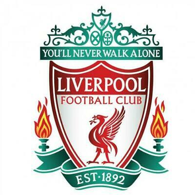 Official Liverpool Football Club sticker