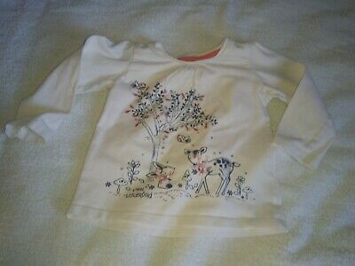 girls long sleeved top age 18-24months from primark use in good condition