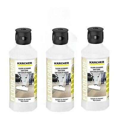 Karcher RM534 FC5 Sealed Wood Floor Cleaning Detergent 6.295-941.0  X 3-500ml