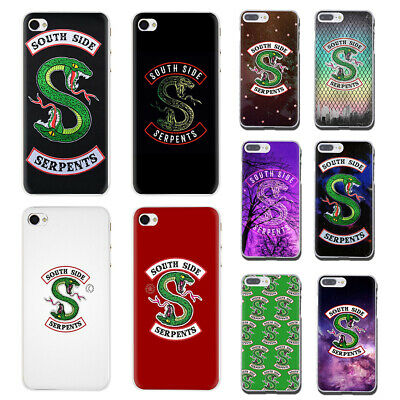 Riverdale South Side Serpents Hard Case for iphone XS Max XR X 8 7 6 plus