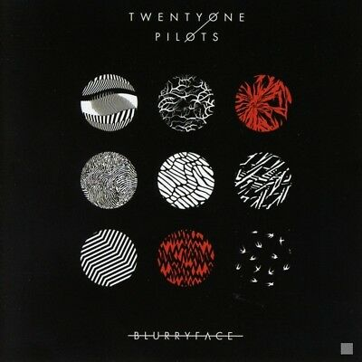 Twenty One Pilots - Blurryface Blurryface + Heathens 2 Cd New