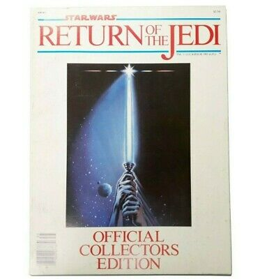 Star Wars: Return of the Jedi - Official Collectors Edition Production Book - a