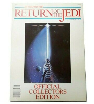 Star Wars: Return of the Jedi - Official Collectors Edition Production Book - b
