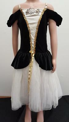 0ba30b1dc604f Dance Costume Extra Large Child Black Classic Ballet Solo Competition  Pageant