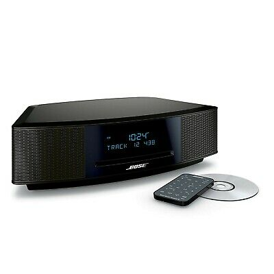 BRAND NEW Bose Wave Music System IV - Espresso Black