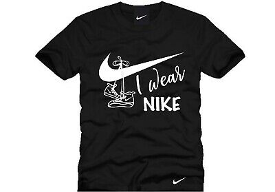 cc9d005410 New Men Nike T-Shirt I Wear Nike Created By Seller Unique Design 100%